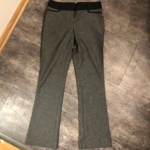 Express Columnist Boot Cut Pants SZ OS